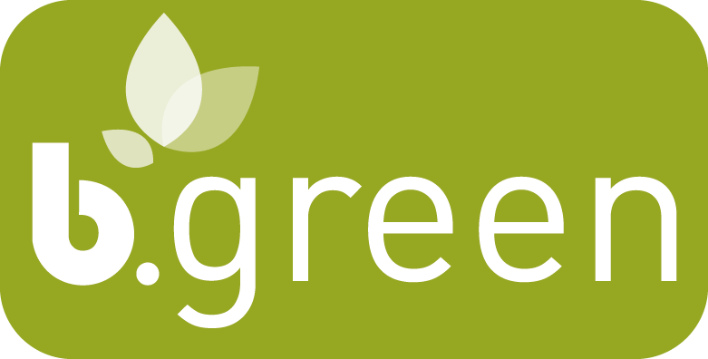 Logo b.green